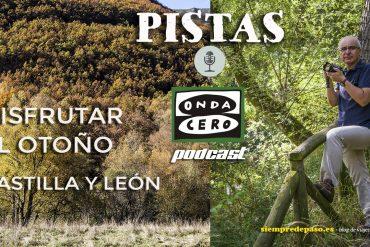 PODCAST: PROPUESTAS PARA DISFRUTAR EL OTOÑO EN CASTILLA Y LEÓN
