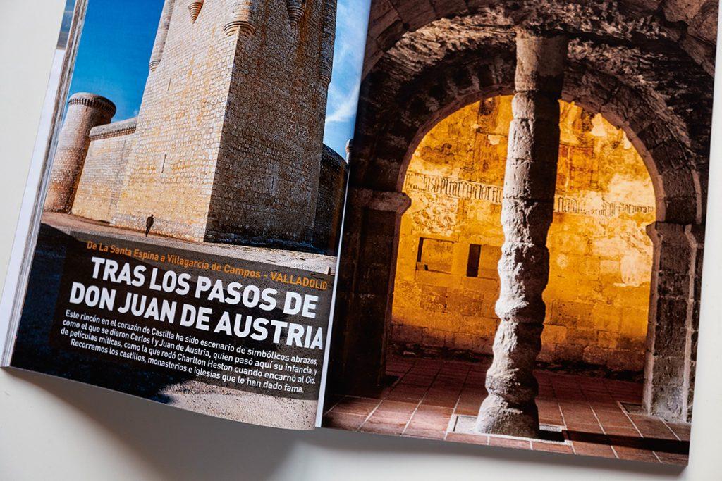 Colaboración de Javier Prieto Gallego. Revista ¡HOLA! Especial viajes 2020. © Javier Prieto Gallego