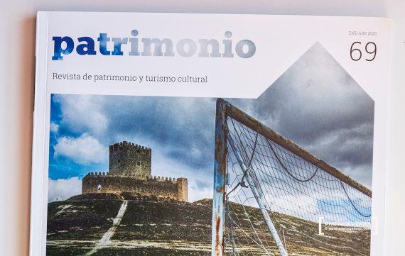 Número 69 de la revista PATRIMONIO.