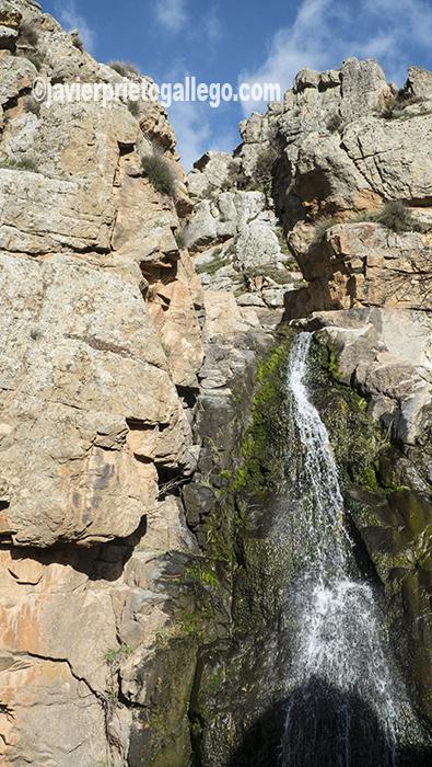 Cascadas de Las Pilas. Almaraz de Duero. Zamora. Castilla y León. España. ©Javier Prieto Gallego
