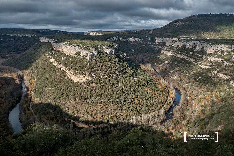 Cañones del Ebro.GR.99. Las Merindades. Burgos. Castilla y León. España © Javier Prieto Gallego