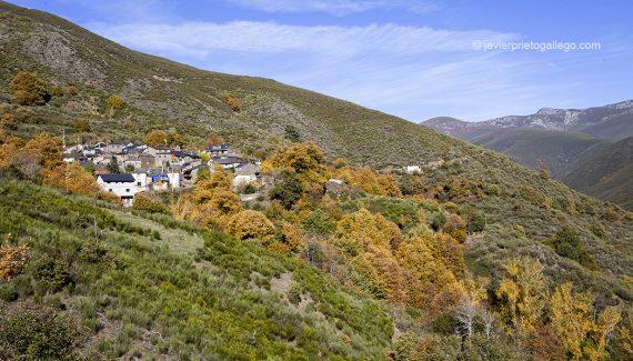 Faro. Valle de Fornela. Los Ancares. León. Castilla y León. España © Javier Prieto Gallego;