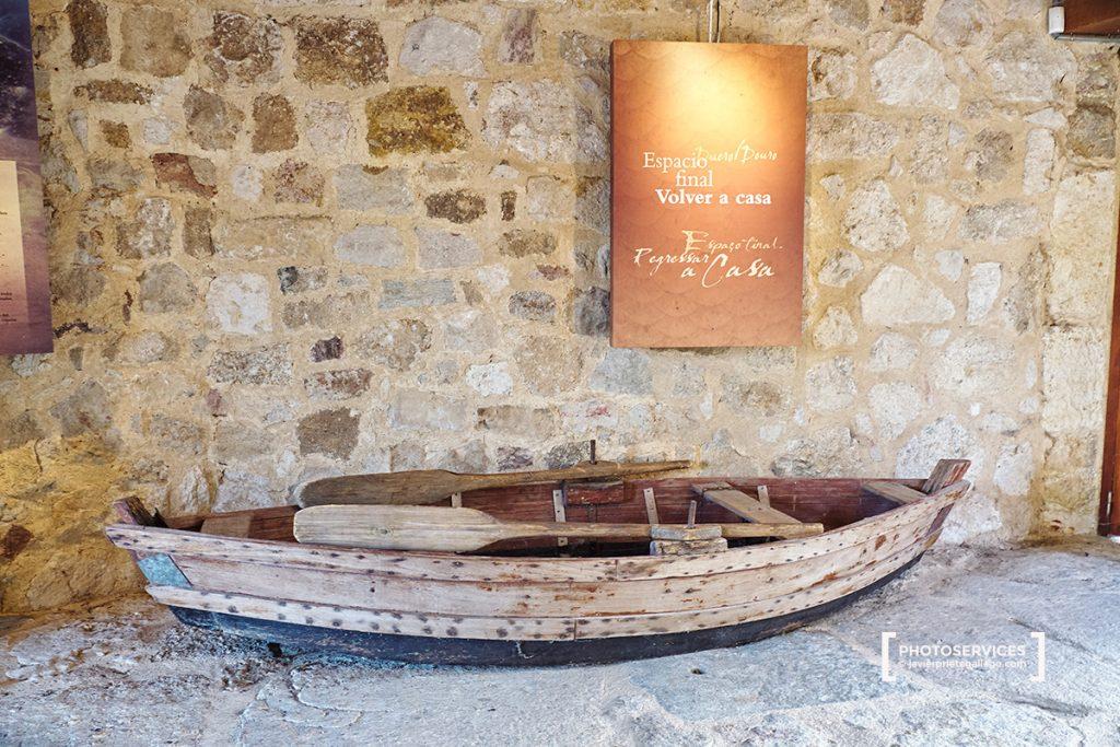 Interior de las Aceñas de Olivares. Paseo fluvial de Zamora junto a río Duero. Zamora. Castilla y León. España. © Javier Prieto Gallego