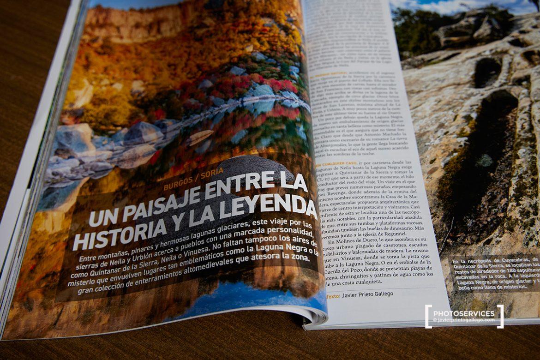 Colaboración de Javier Prieto Gallego en el Especial 25 ANIVERSARIO VIAJES de la revista ¡HOLA! © Javier Prieto Gallego