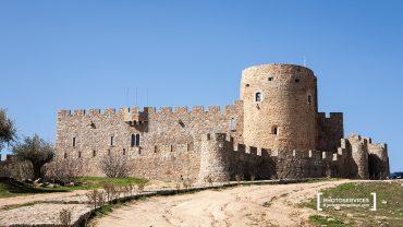 Castillo de La Adrada. Sierra de Gredos. Valle del Tiétar. Ávila.Castilla y León. España. © Javier Prieto Gallego
