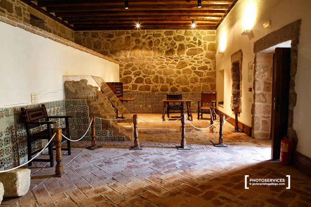 Casa del Alcaide. Castillo de La Adrada. Valle del Tiétar. Ávila. Castilla y León. España. © Javier Prieto Gallego;