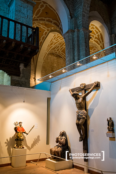 Iglesia Museo de Santa María. Becerril de Campos. Ruta del Renacimiento. Tierra de Campos. Palencia. Castilla y León. España ©Javier Prieto Gallego