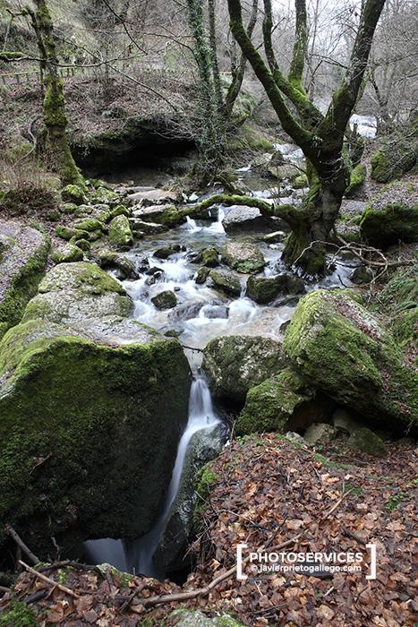 Sumidero del Río Guareña. Monumento Natural de Ojo Guareña. Valle de San Bernabé. Burgos. Castilla y León. España. © Javier Prieto Gallego